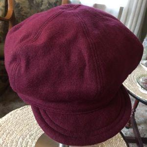 Vintage Liz Claiborne Villager Newsboy/Cabbie Hat